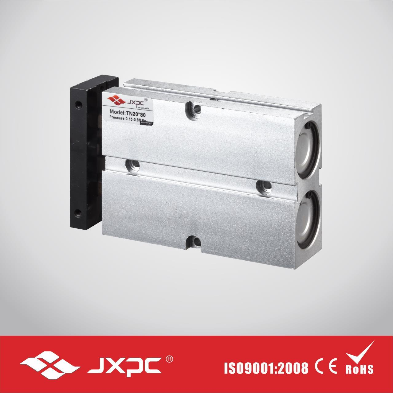 SMC Type Tn Double-Shaft Double Action Cylinder
