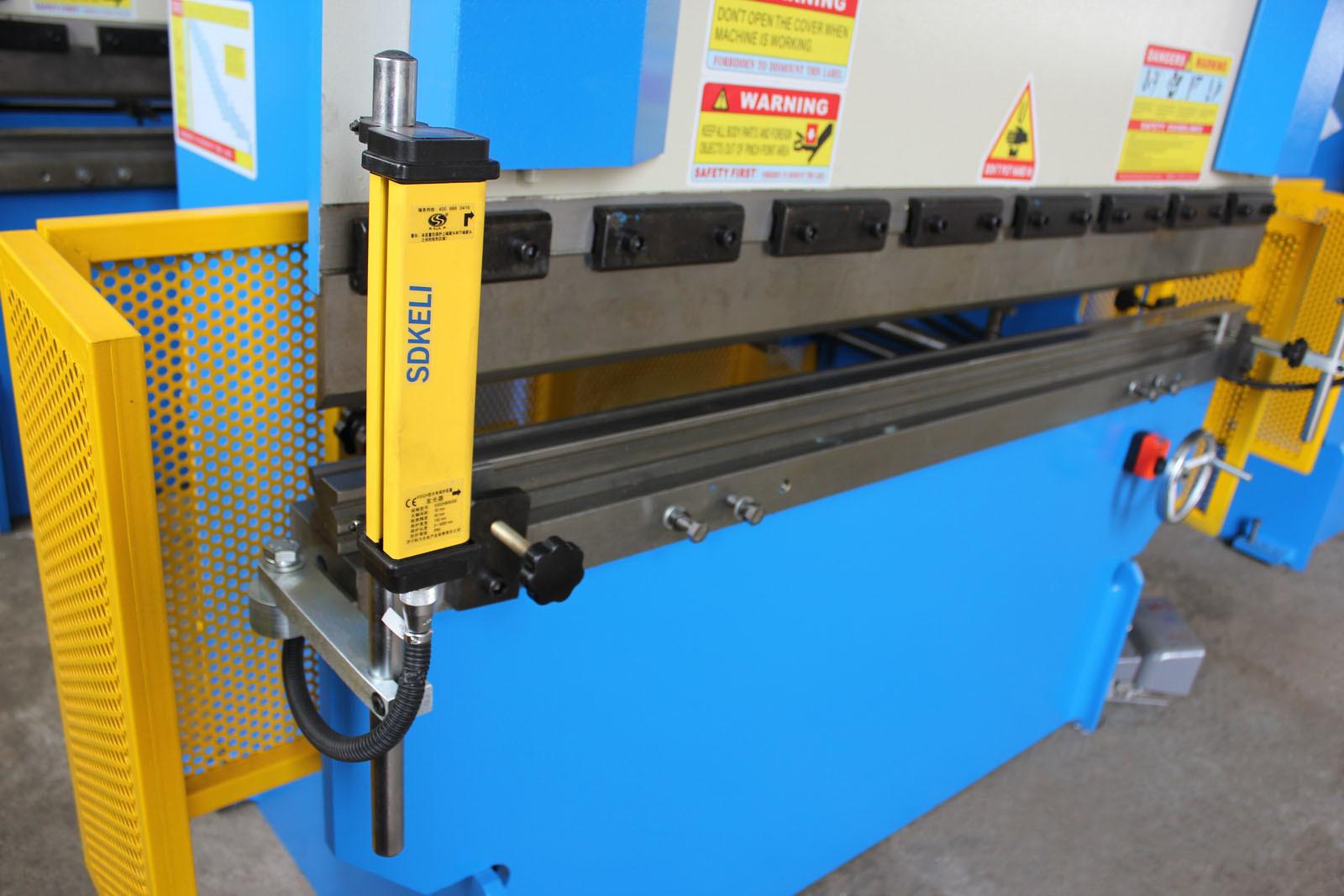 Hydraulic Plate Press Brake with 30t/1600