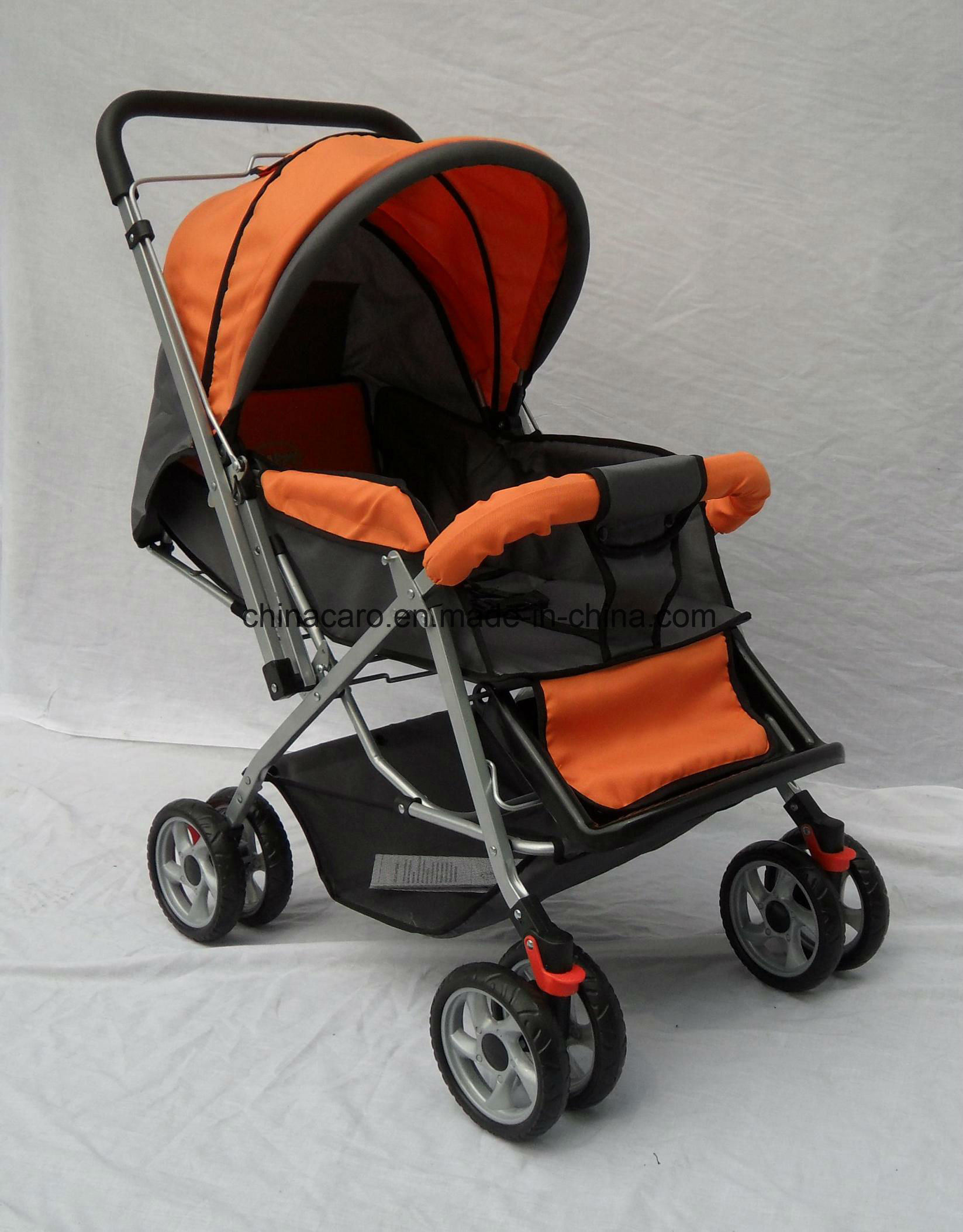 High Quality Fold Baby Stroller with Ce Certificate
