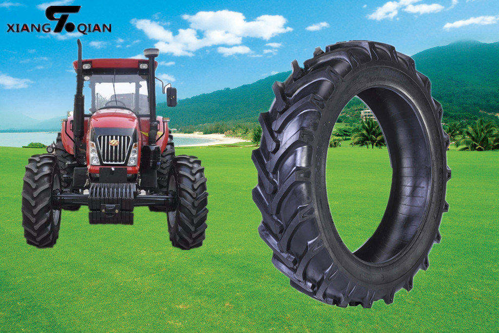 8.25-16 Tractor Tyre Agriculture Tyre and Inner Tube