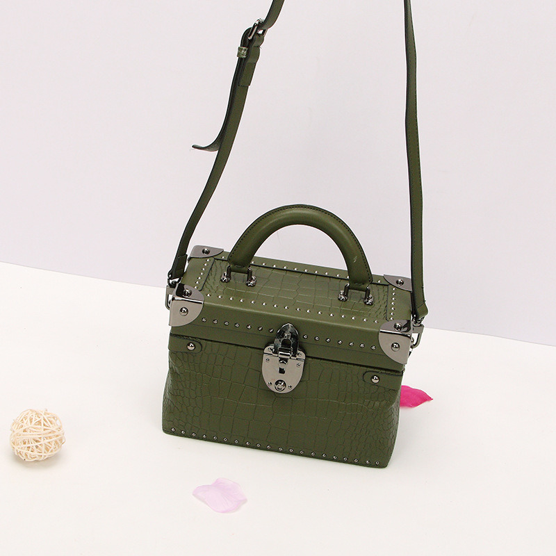 Al90048. Ladies′ Handbag Handbags Designer Handbags Fashion Handbag Leather Handbags Women Bag Shoulder Bag Cow Leather