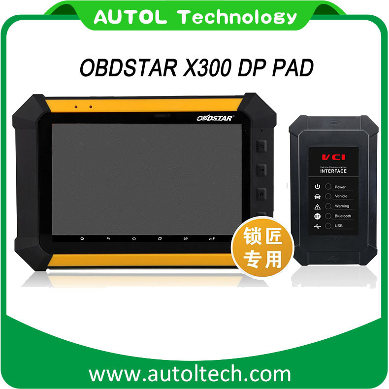 2016 Obdstar X300 Dp Pad Tablet Auto Key Programmer Odometer Adjustment Full Configuration Dp Pad X300 Key Programmer