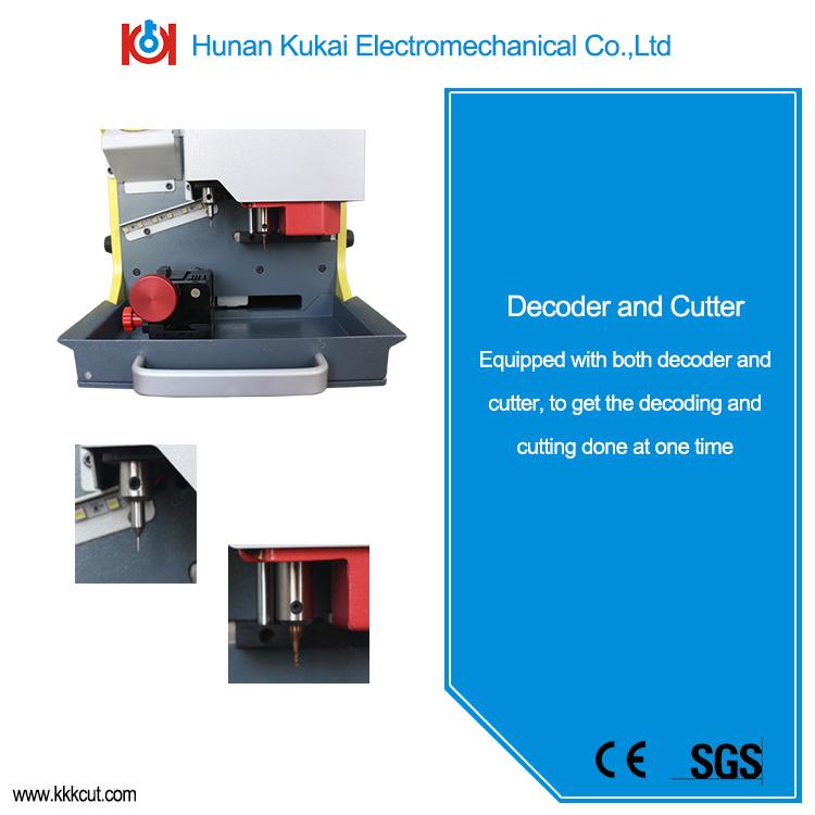 Fast Delivery Duplicate Key Maker Machine Auto Key Copy Machine Car Key Clone Machine Sec-E9 Car Key Cut