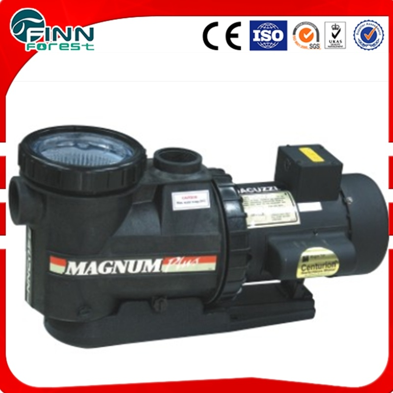Commercial Plastic Pump Swimming Pool Water Pump