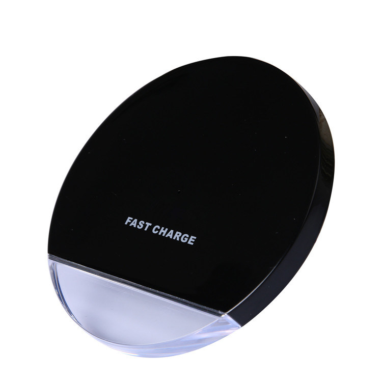 Fast Wireless Charger for Galaxy S7, Galaxy S7 Edge, Note 5, and All Qi-Enabled Devices