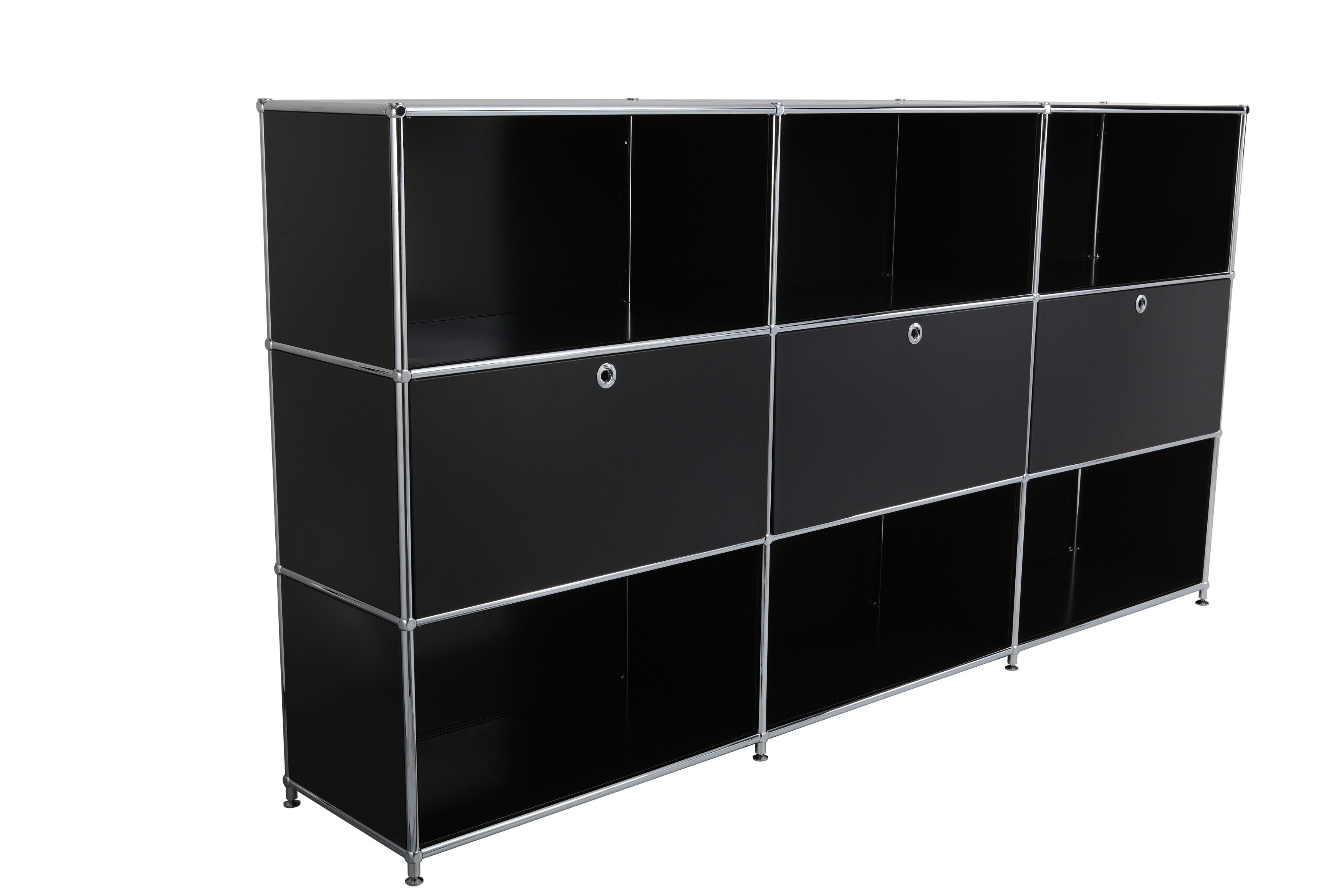 Modern Office/Home Used Quality Simple Fireproof Filing Cabinet