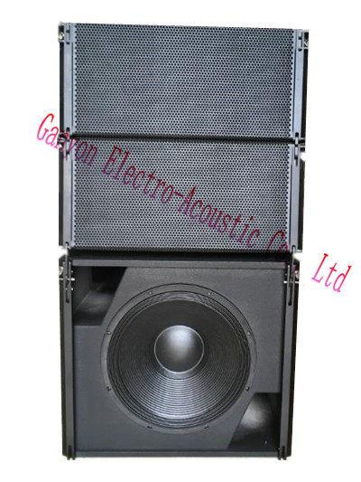"V8 Dual 10"" PA Line Array Loudspeaker, Concert Speaker Box"
