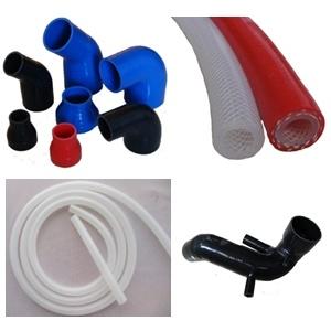 Silicone Vacuum Hose / Silicone Vacuum Tubing, ISO Certificated Manufacturer, OEM Tubing