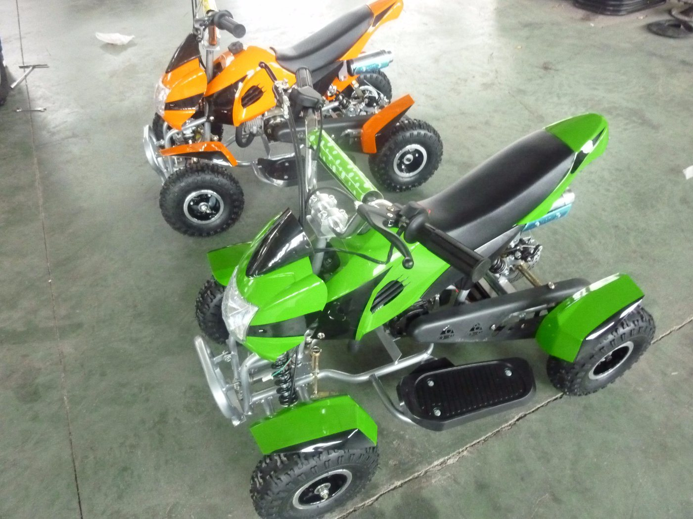 A7-007 49cc Cute Mini Kids ATV Quad with Ce Certification