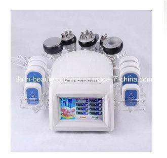 7in1 Tripolar Bipolar Sextupole RF Photon Lipo Laser Vacuum Massager & Slimming Machine