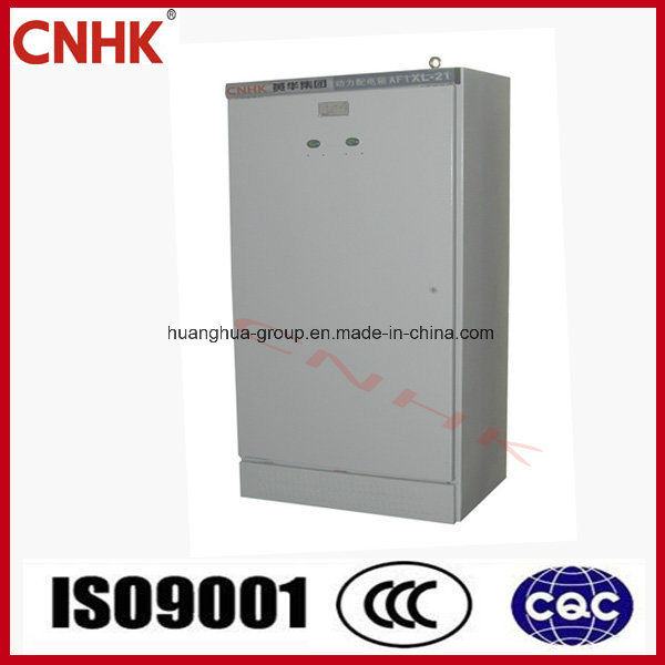 XL-21 Low Voltage Metal Cabinet