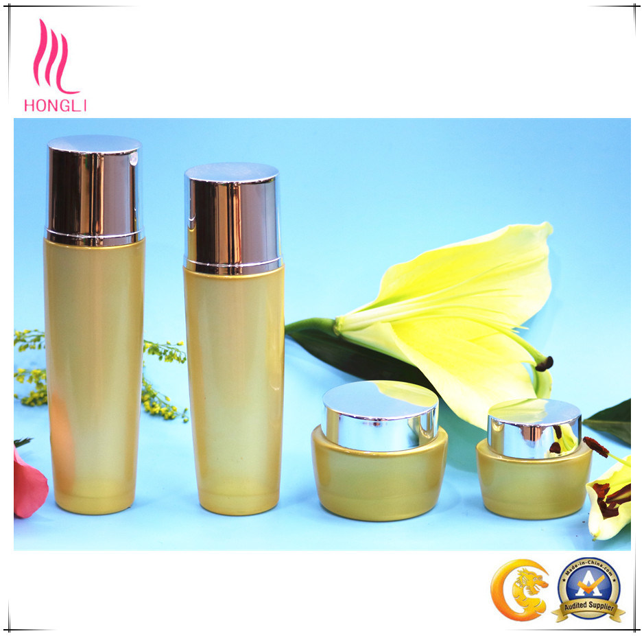 Glass Bottle The Lid Cosmetic