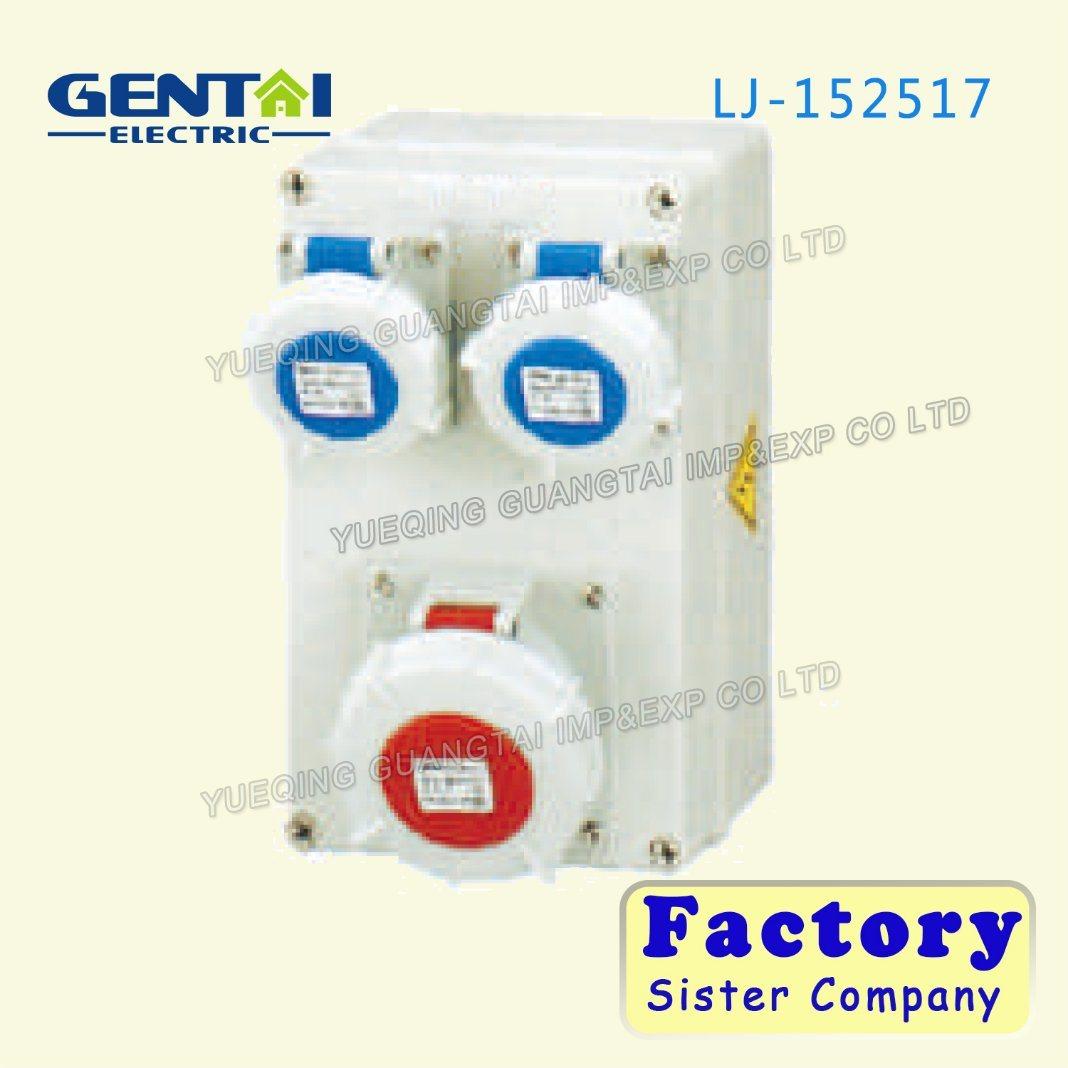 Waterproof Combined Inspection Power Socket Box