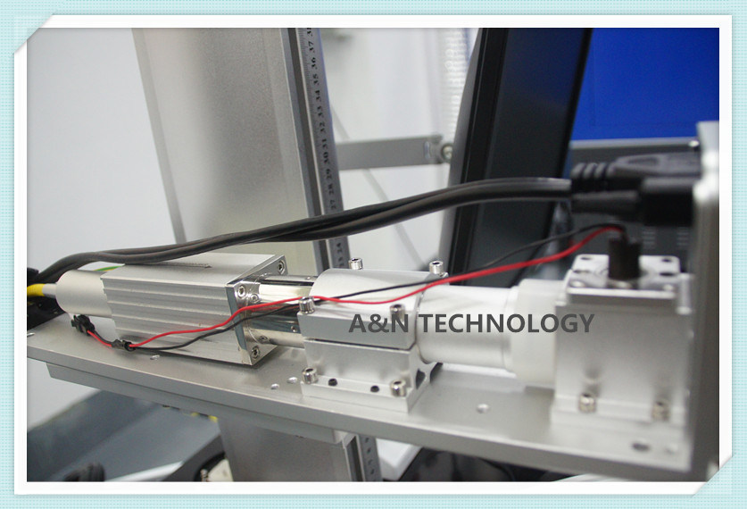 A&N 70W IPG Optical Fiber Laser Engraving Machine for metal