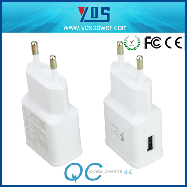Factory Price Mobile Phone Charger Mobile Travel Charger Fast Charger with 5V USB Port