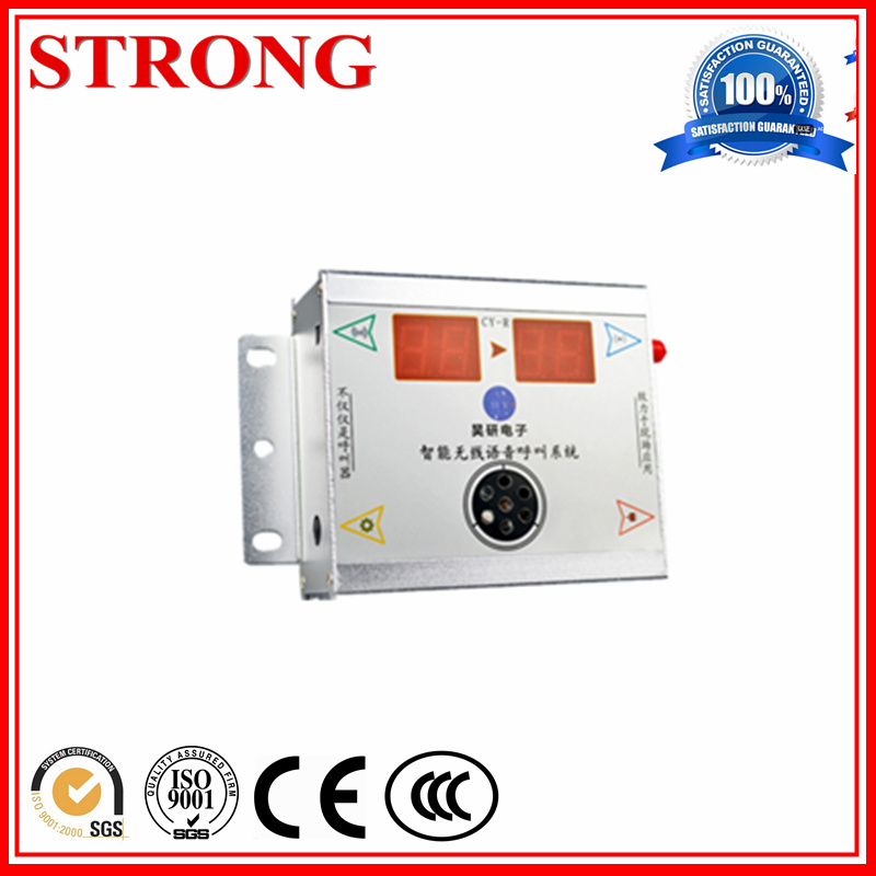 Wireless Paging System Calling Device of Construction Hoist Spare Parts