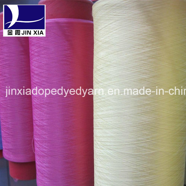 1000d/288f DTY Polyester Filament Yarn Dope Dyed