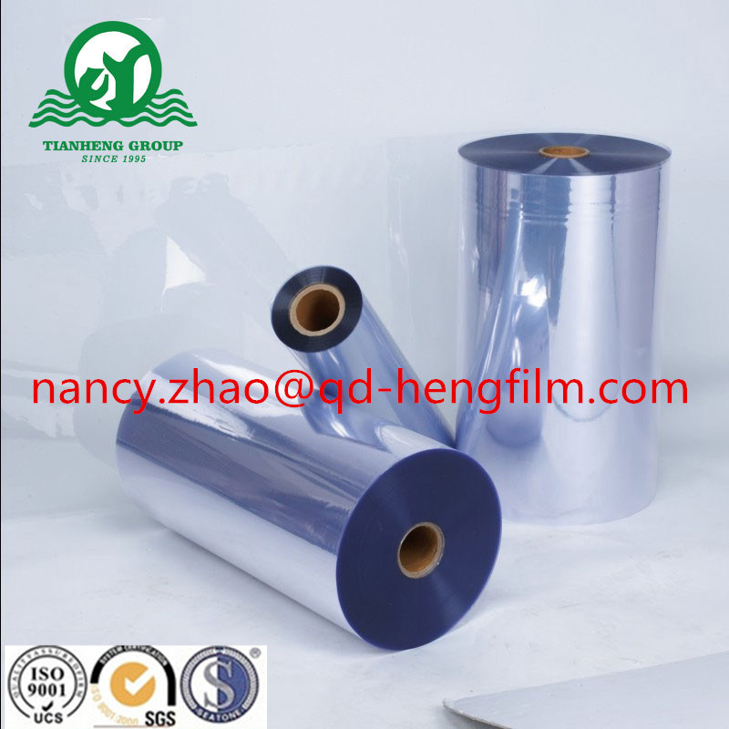 Pharmaceutical PVC Rigid Film for Blister Packaging