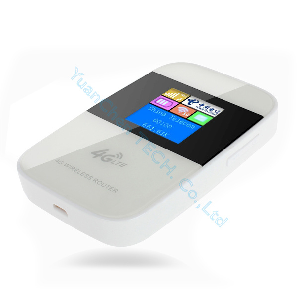 4 G WiFi Router with Wireless Devices
