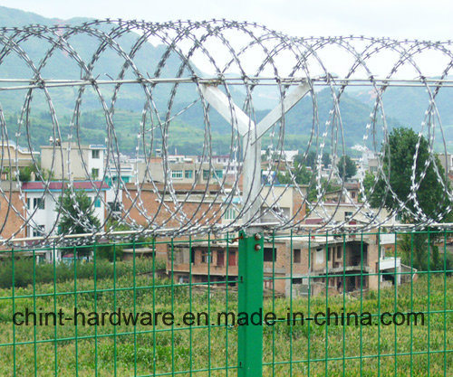 High Quality Razor Barbed Wire Fence for Protection