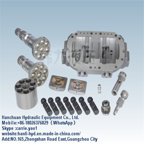 Uchida Rexroth Hydraulic Pump Parts for Excavator Komatsu/Cat (A6VM55/80/107/160/200)