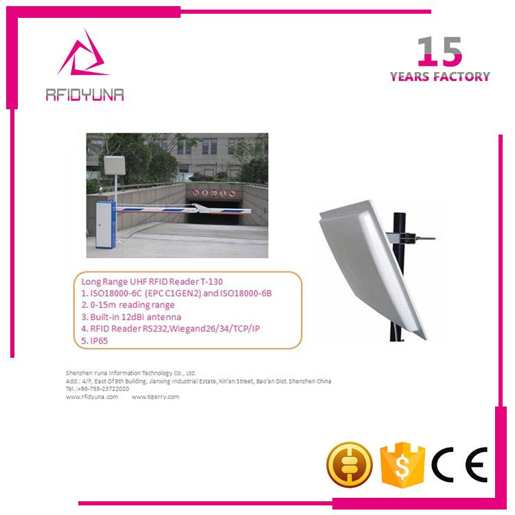 RJ45 Four-Port Fixed Long Range UHF RFID Reader