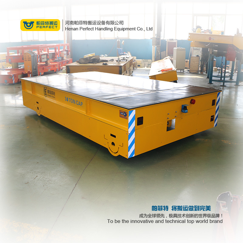 Hot Sell Electric Coils and Dies Transfer Trailer