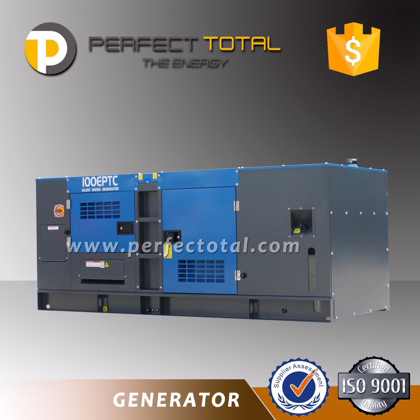 188kVA Cummins Diesel Generator Set