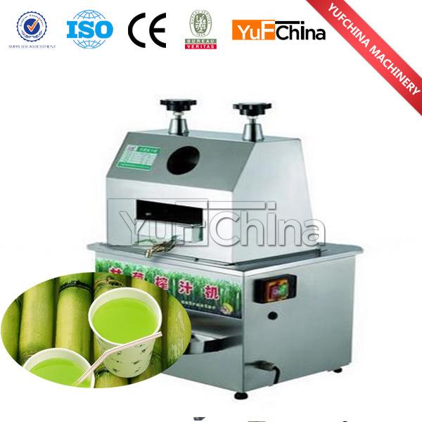 Sugarcane Squeezing Machine / Commercial Sugar Cane Juicer