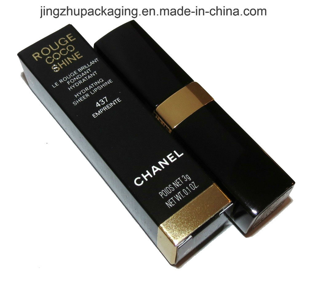 Foil Stamping Cosmetic Packing Box