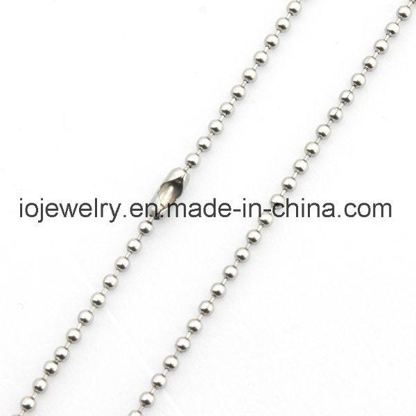Box Chain Necklace Fashion Jewelry