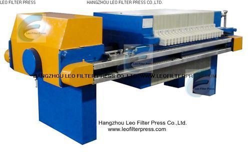 Leo Filter Press Hydraulic Plate Filter Press