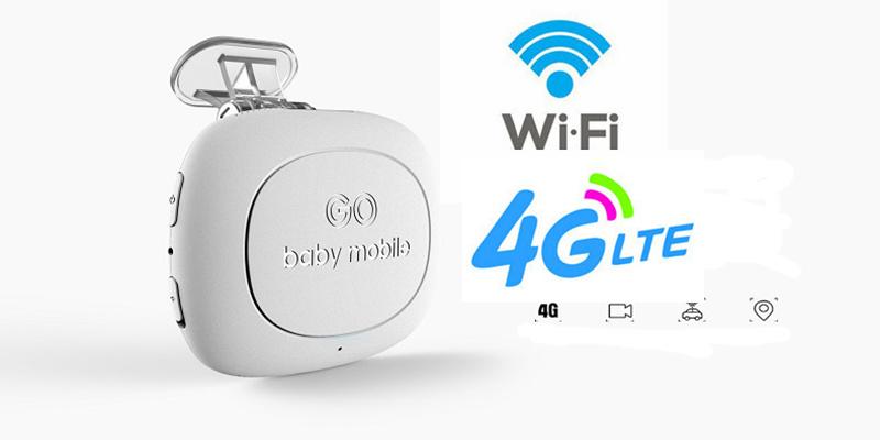 4G Smart Mini Car DVR Camera, Dash Cam, Car Driving Recorder