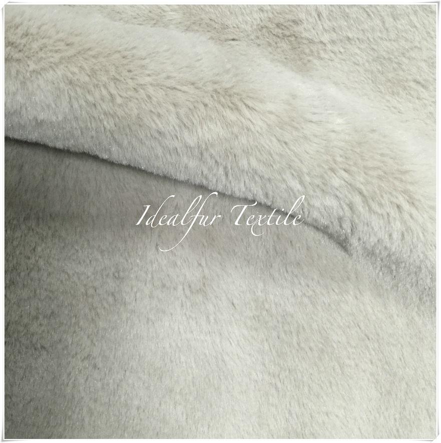 Super Soft Rabbit Faux Fur /Imitation Fur (solid color)