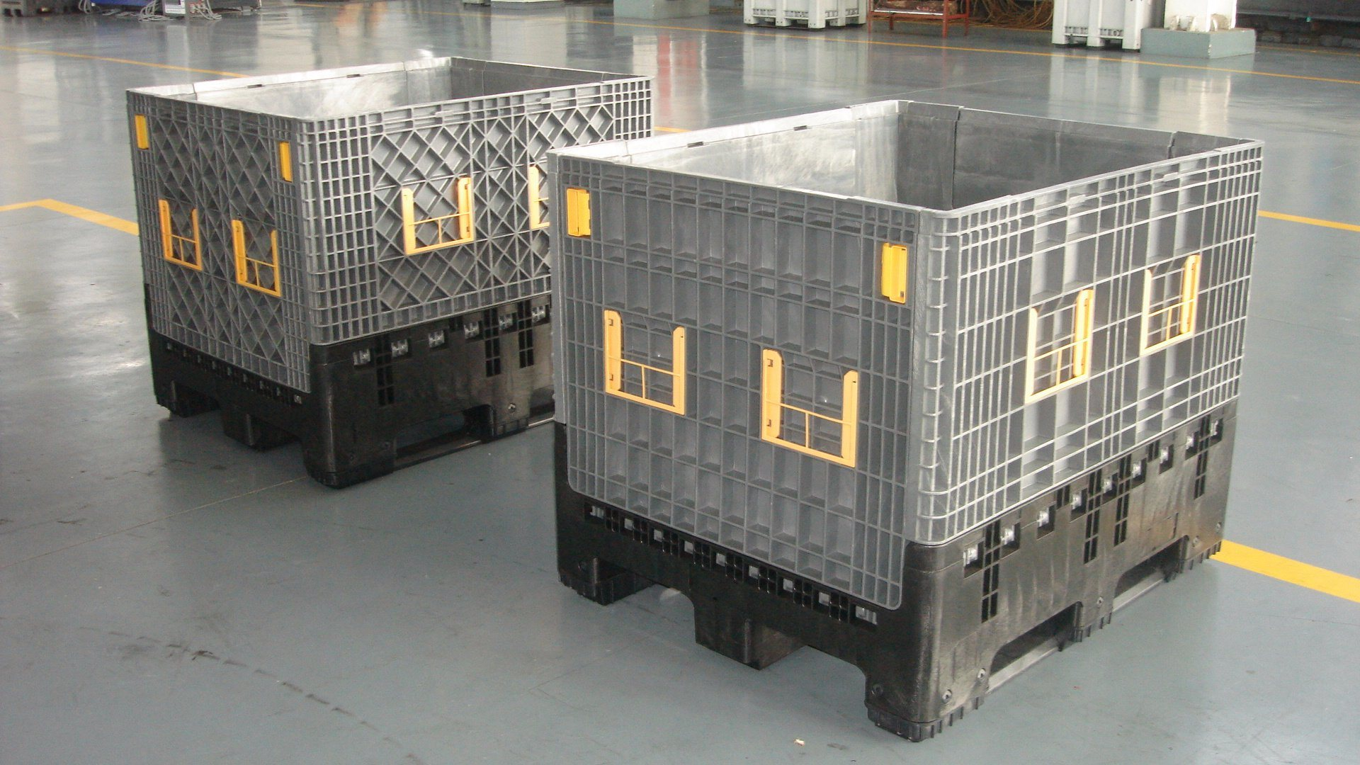 Collapsible Pallet Container L1200*W1000*H1000mm