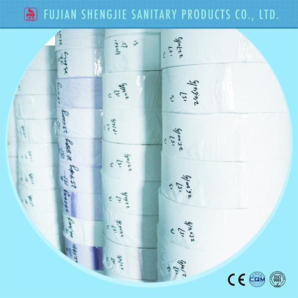 PE Film of Sanitary Towel