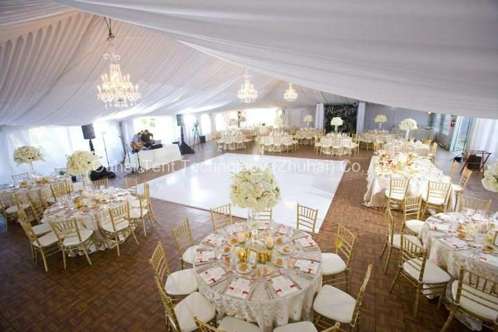 Luxury and Elegant Wedding Tent for 500 Person