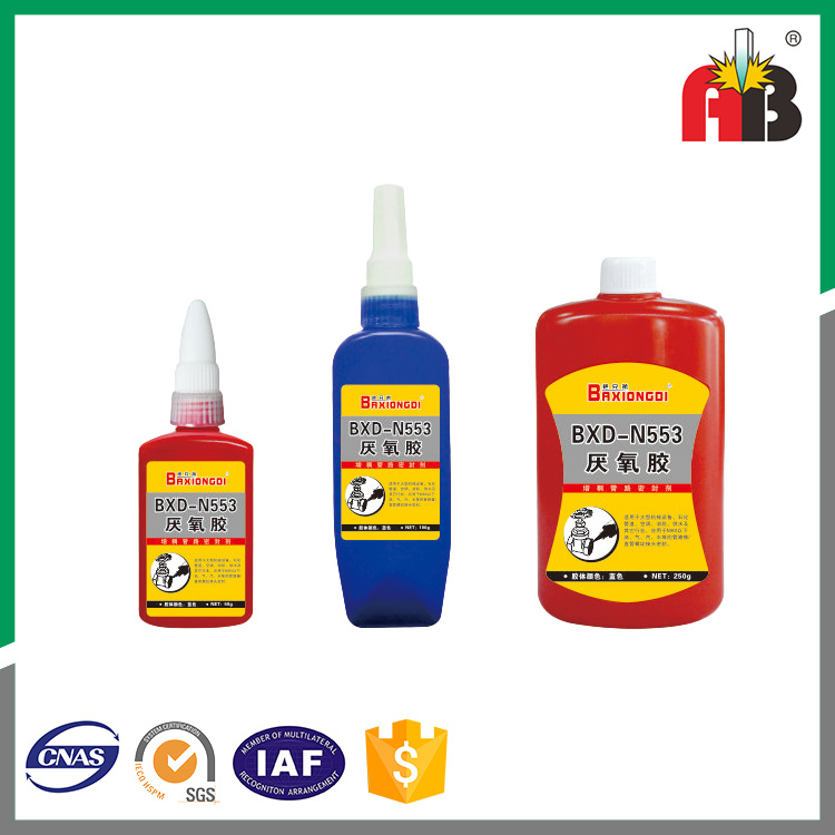 Medium Viscosity Paste Anaerobic Adhesive for Screw Sealing