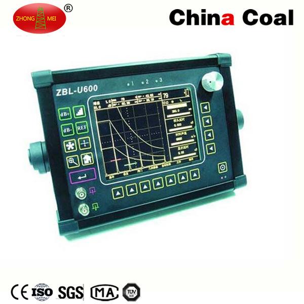 Portable Zbl-U600 Digital Ultrasonic Flaw Detector