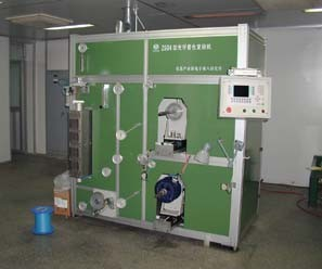 Optical Fiber Coloring and Rewinding Machine for Outdoor Fiber Optic Cable Machine in China