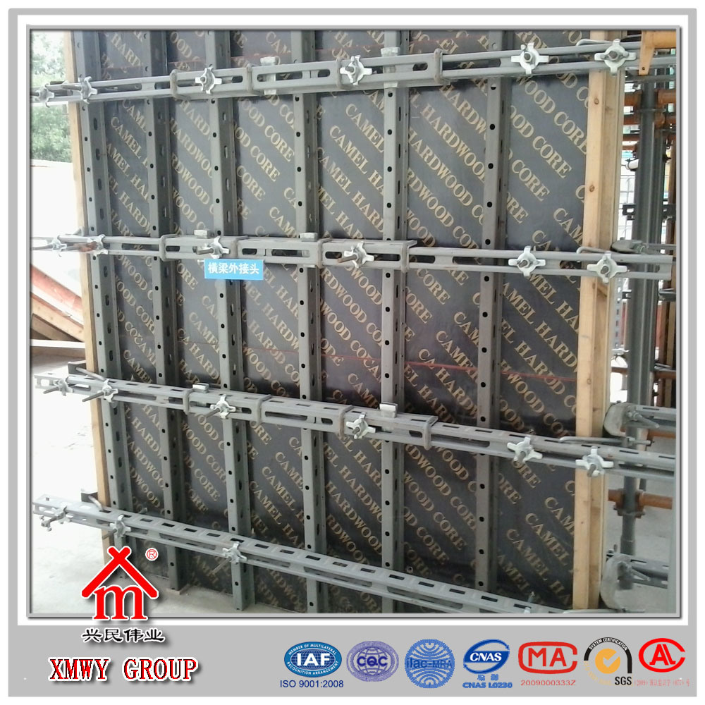New Type Wall Formwork System Made in China