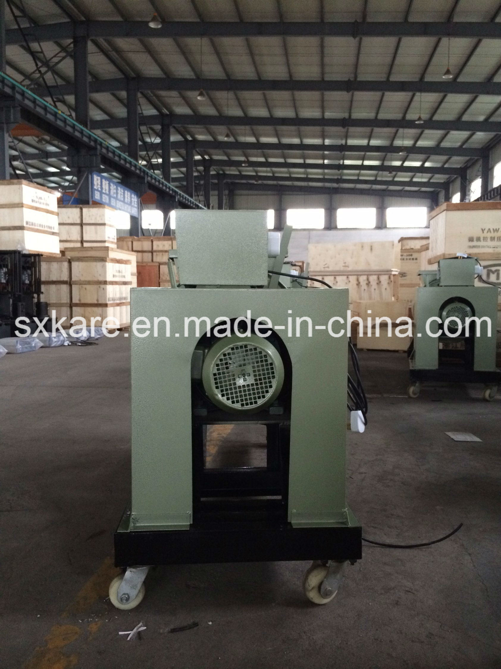 Forced Single Horizontal Shaft Laboratory Concrete Mixer (SJD-30)