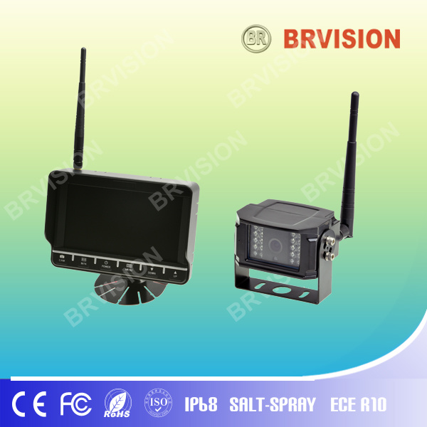 High Level Wireless System for Truck
