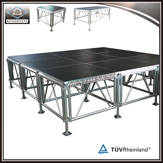Aluminum Portable Outdoor Event Stage for Sale