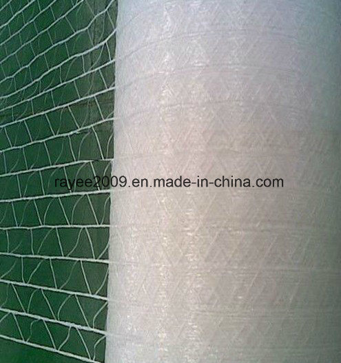 HDPE White Color Stretch Pallet Net Wrap Packing Netwrap