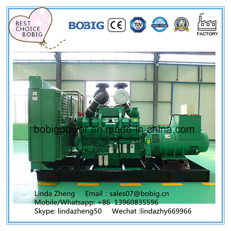 China 80kw 100kw 120kw 150kw Biogas Methane Gas Generator Set