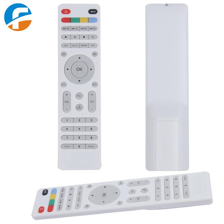 45 Keys TV Remote Control (KT-1045 Black/white)