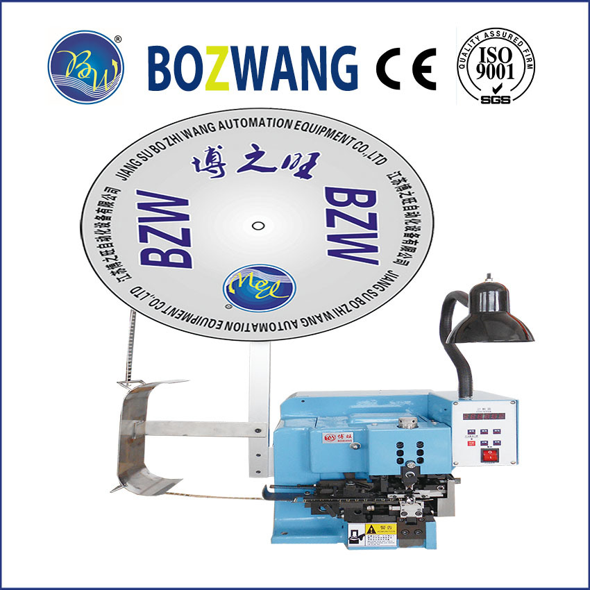 Wire Stripping and Terminal Crimping Machine with Fast Speed Mode