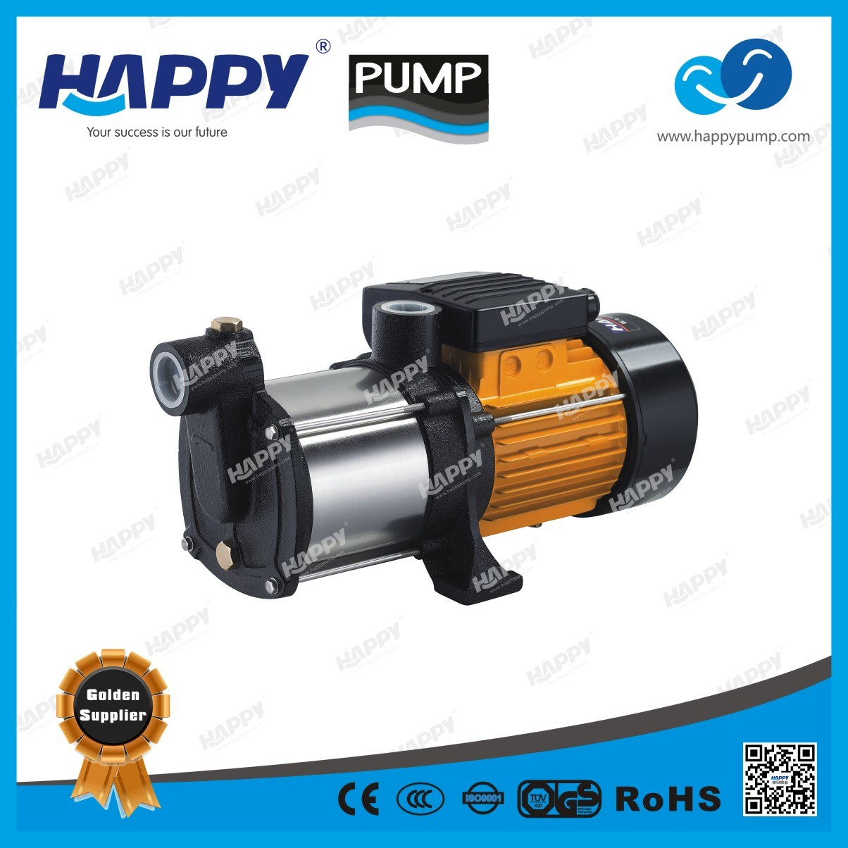 Multistage Electric Water Pump (HMC-S)