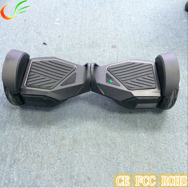 APP Remote Control Safe Newest 8 Inch Gyroscope Hoverboard with Bluetooth Speaker